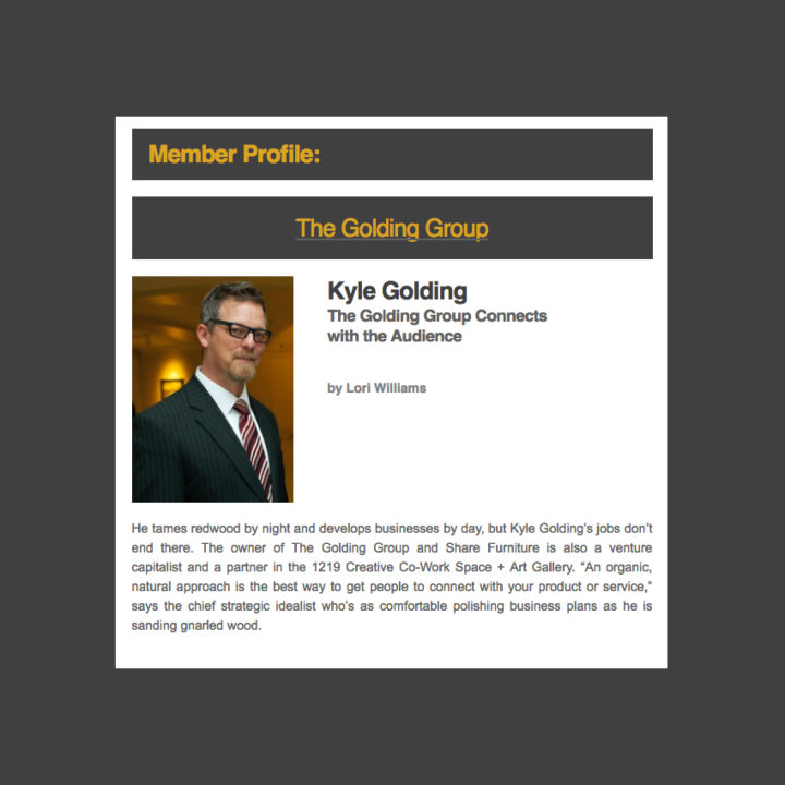 OVF Member Profile
