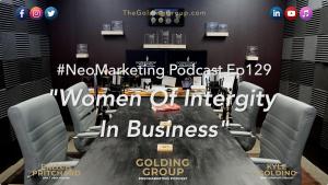 Women of Integrity In Business